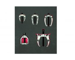 Bahco FF1F5007 Foam with Puller Set 5 Pcs 2/3