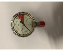 "Pressure Gauge 0-400bar 1/2"" End"