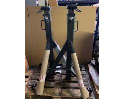 Nussbaum 7 Tonne Commercial Axle Stands - Pair