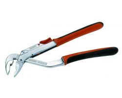 Bahco 8225CIP Ergo Slip Joint Pliers, Chrome, 315mm, Unpacked