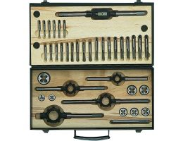 Bahco 1460M/1 Thread Cutter Set, 37-Piece