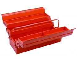 Bahco 3149-OR Garage Tool Box 5 Comp.