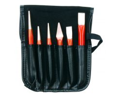 Bahco 3654R Chisel Tool set, 6 pieces