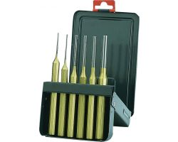 Bahco 3734S/6 Set of drift punches, 6 pieces