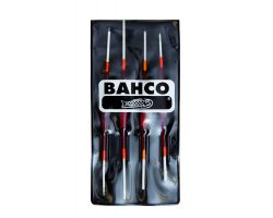 Bahco 5600/4 Set Of Tuning And Trimming Tools (Contains 5551, 5552, 5553 And 5554)