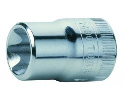 "Bahco SB7400TORX-E18 Socket drivers 3/8"" for TORX® screws"