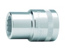 "Bahco 8900DM-60 Standard length sockets, 3/4"" square drive. 60mm AF"