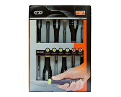 Bahco BE-9882 ERGO™ Screwdriver set, 6 pieces