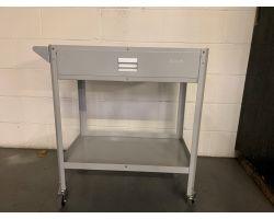 Shure 800019 Technician Cart Silver/Grey