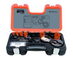 Bahco 3834-SET-62 Holesaw Set Bim