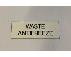 Trafflite.waste Antifreeze