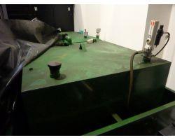 Pre-owned Internal Waste Oil Tank, 1800 litre