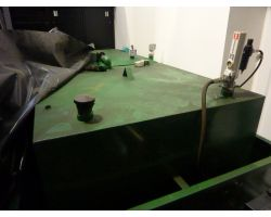Pre-owned Waste Oil Tank Bunded, 1800 litres