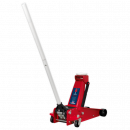 Sealey 3015CXD Trolley Jack 3 Tonne Super Rocket Lift