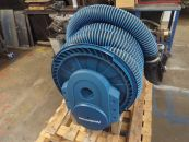 Pre-Owned Nederman Exhaust Extraction Hose Reels