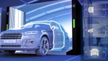 vehicle damage detector system
