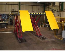 Refurbished Consul H262 Scissor Lift, 3.5 Tonne Capacity