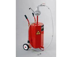 Mobile Fuel Retriever, unit capacity 50 litres (10 gallons)