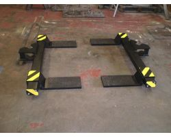 Set of Pre-inspection Lifting Arms Suitable for HH225 and HH227 HH Intertech Lifts