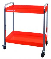 Bahco 1470KC2 Roll Cart- 2 Trays- Orange