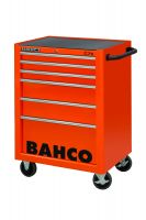 Bahco classic C75 6 drawer tool trolley