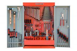Bahco 1495CD60TS1 Tool Cabinet W/2 Doors W/Tools