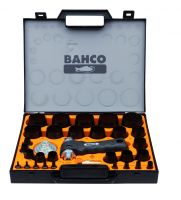 Bahco 400.002.050 Wad Punches 2 to 50 mm set