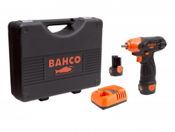 "bahco cordless power tool kit 1/4"""