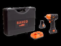 "Bahco BCL32IW1K1 14.4V 3/8"" square drive cordless impact wrench kit brushless"