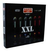 Bahco BE-9877 ERGO™ screwdriver set, 15 pieces