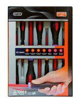 Bahco BE-9888S Insulated ERGO™ screwdrivers set, 7 pcs  Set Vde