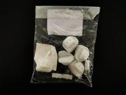1695100083 Demount Head Plastic Insert Kit   B/wall