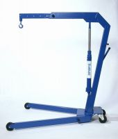 Weber Portable Fold-away Engine Crane - 1000kg