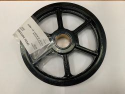 D2758 Pulley 2g D230x31 All+bronz  S1