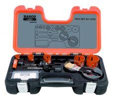 Bahco 3834-SET-62-16/50 Holesaw Set Bim - 9 piece