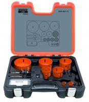 Bahco 3834-SET-73 Holesaw Set Bim