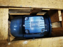 Weg 3 Phase Electric Motor