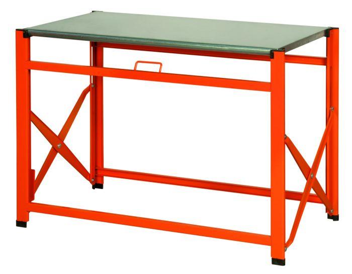 Fine Bahco 1495Fwb097Ts Galvanized Top Foldable Workbench Camellatalisay Diy Chair Ideas Camellatalisaycom