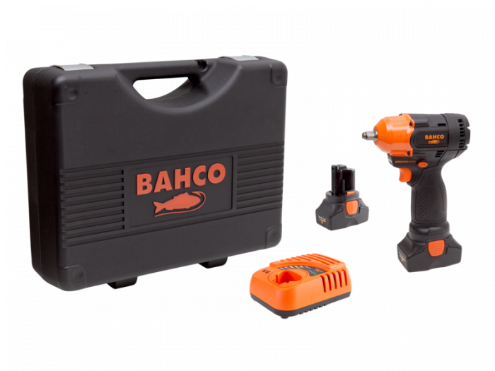 Bahco Bcl32iw1k1 14 4v 3 8 Square Drive Cordless Impact Wrench Brushless