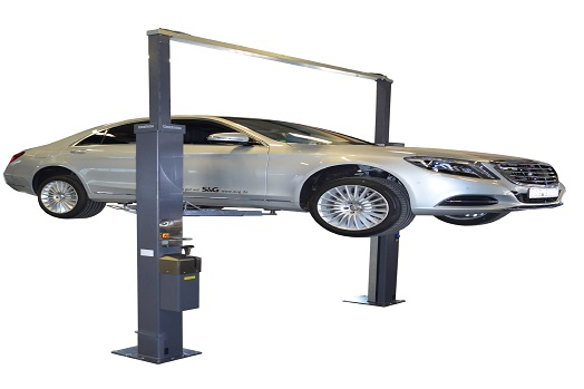 Vehicle lifts for BMW i Series