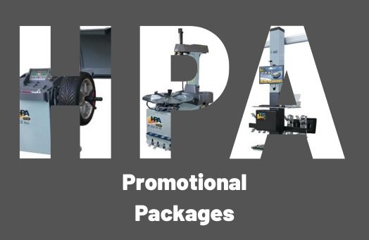 HPA-Faip Tyre Service & Wheel Alignment Promotional Packages