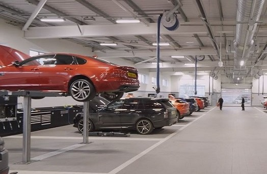 Jaguar Land Rover York | New Drive In Service Centre