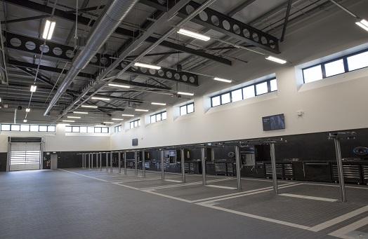 Mercedes-Benz Dartford | New Workshop Installation & Service