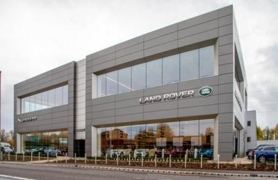 Jaguar Land Rover Chester | New Workshop Installation