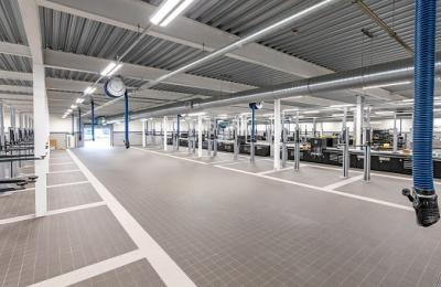 Inchcape Jaguar Land Rover Service Center in Guildford | New Installation