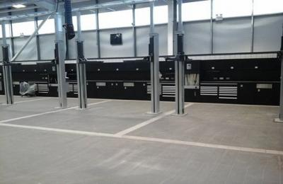 Mercedes Benz Newcraighall, Edinburgh | New workshop fitout