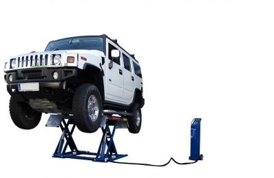 Vehicle Lift advise for Tyre Retailers