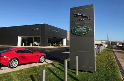 Jaguar Land Rover Dundee | New Project Installation