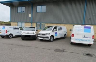 New Straightset Engineer Vans