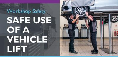How to use a 2-Post Lift Safely | Workshop Safety Guide